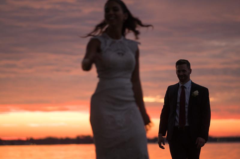 Sunset Wedding Lake Shore Yacht and Country Club Cicero New York 067.jpg