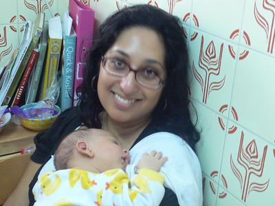 Timna Visit - Dec 25 2009