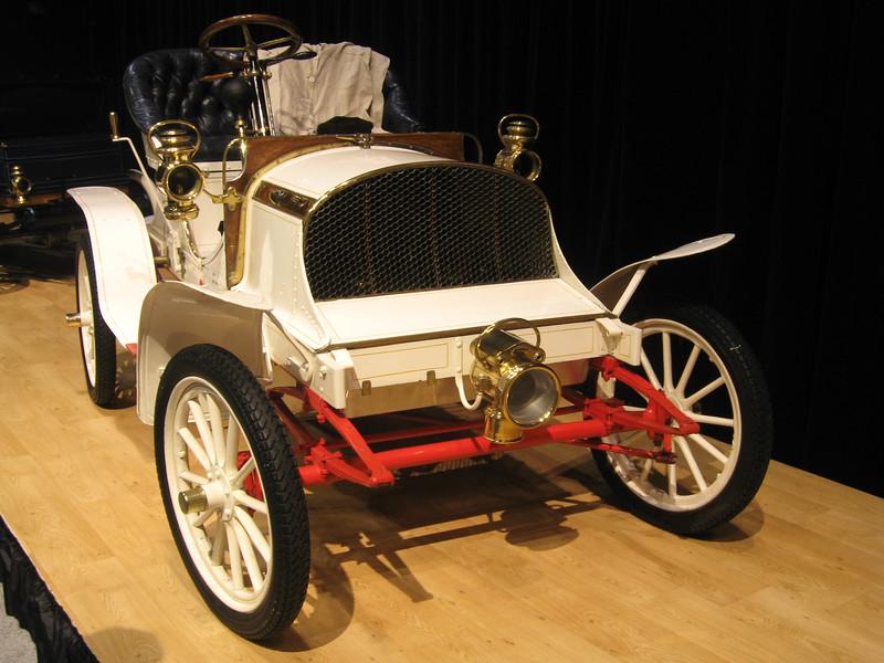 1905 Franklin Gentleman's Runabout