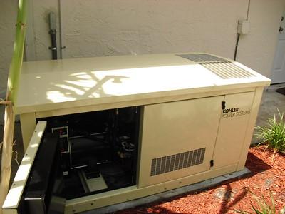 30kw kohler generator. Sunny Isles Beach, FL