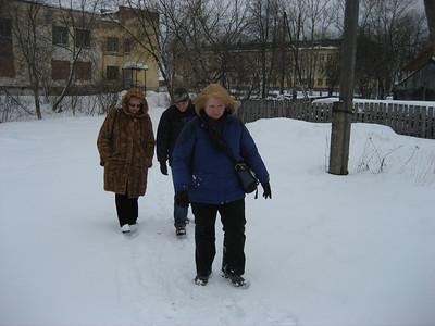 March 2009 Russia