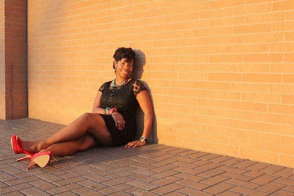 Pamela Obodechina Portraits