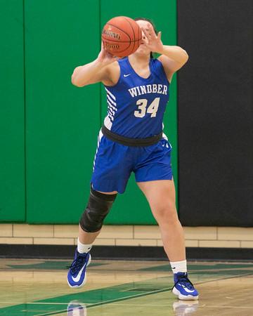 Windber vs Portage - Girls Varsity Basketball