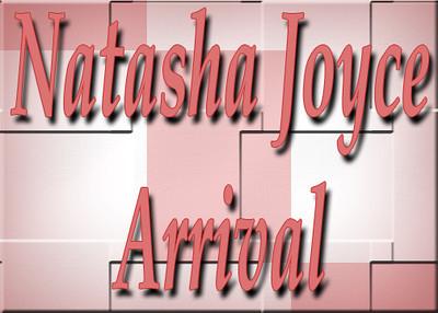 Natasha Joyce - Born April 16th