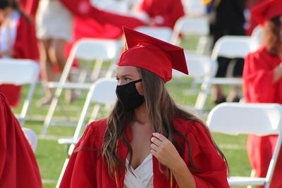 Crown Point High School Graduation 2020