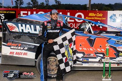 Fonda Speedway-6/14/20-Bill McGaffin