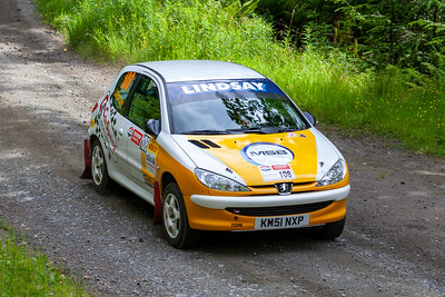 S. M. C. Members on the Argyll Stages (22nd of June 2019)