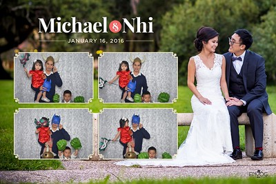 Michael & Nhi (prints)