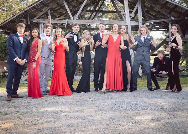 Lindsay Ruff Prom 2019