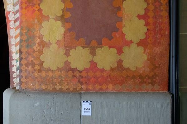 Augusto Giacometti, Wand- und Deckenmalereien im Amtshaus I, Zürich