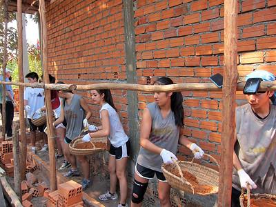 2012 Cambodia Trip: Schools Building Schools