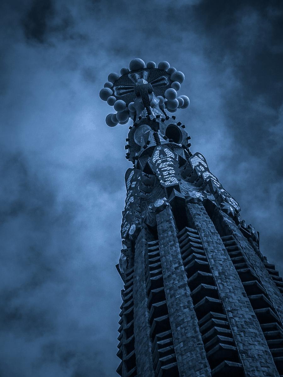 西班牙圣家堂(Sagrada Família), 创新无边界