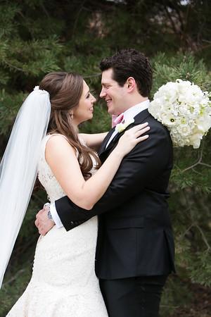 allie + andrew wedding
