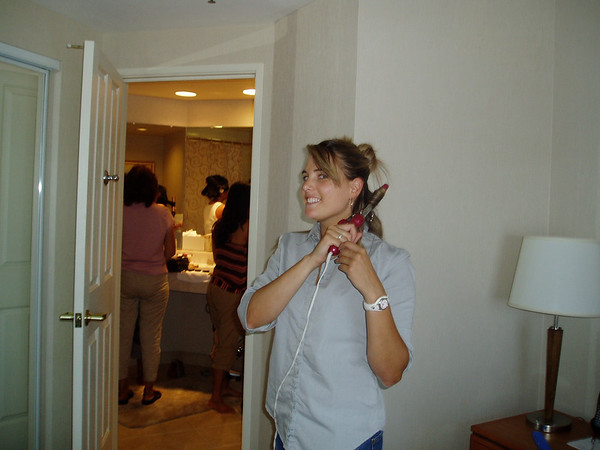 Jes Wedding Prep 07.30.05