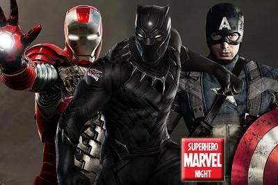 Ice Bears (5) v Pensacola (4) (OT) 11-23-19 Marvel Superhero Night