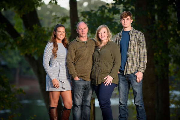 Abbey Family Portraits