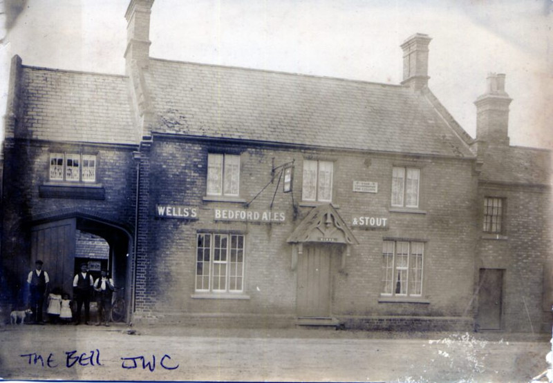 The Bell Inn Provided by Elizabeth Smith