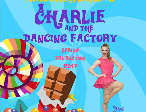Charlie and the Dancing Factory