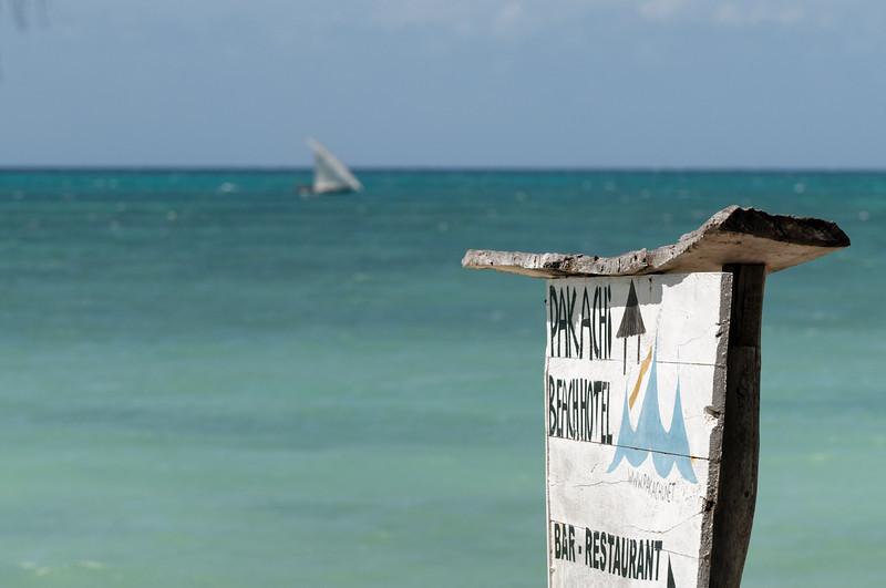 Jetzt müssen wir leider Abschied nehmen vom Pakachi Beach Resort und Afrika.