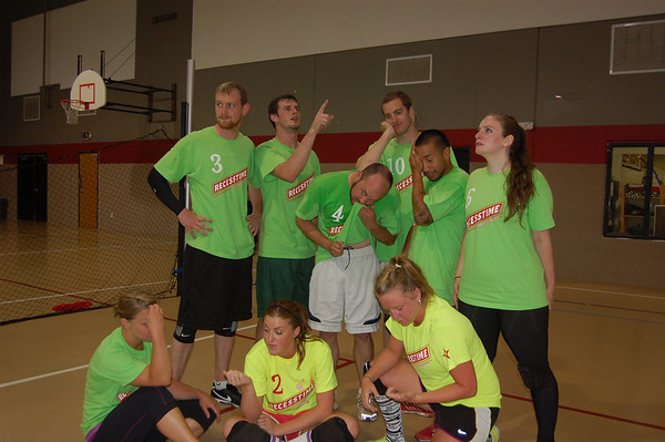 Draft  Dodgeball Summer 2011