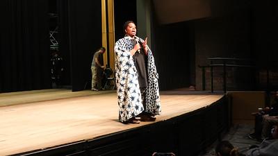 2020: Distinguished Speaker Series, Patrisse Khan-Cullors