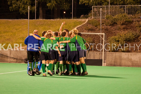 Hockey WA GF Mens Provisional 2 Hale vs UWA