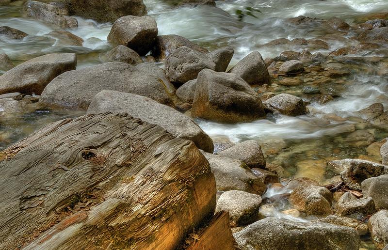 Shannon Falls Park, British Columbia