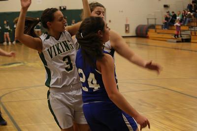 2013 Girls Basketball