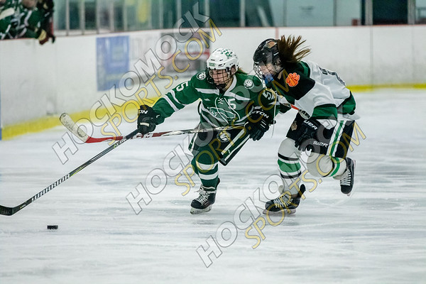 Mansfield/Oliver Ames-Canton Girls Hockey - 12-21-19