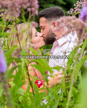 Abi and Alex Engagement