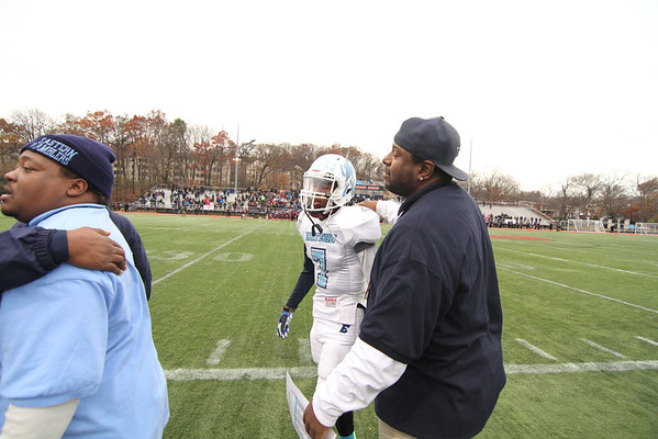 DCSAA Class A Football Championship: Eastern vs. Sidwell