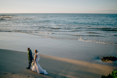 Chris + Kate / Mauna Kea Hotel Wedding