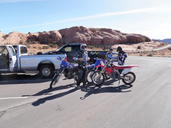 Moab Ride, Oct 2012