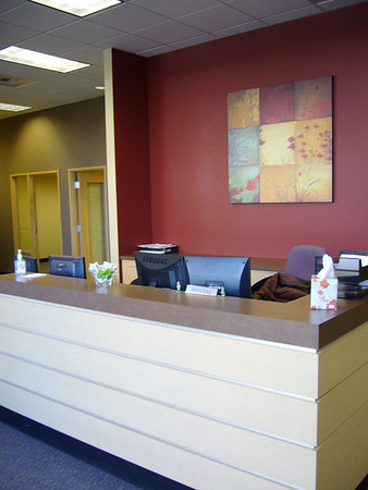 Mortgage Company Office Remodel