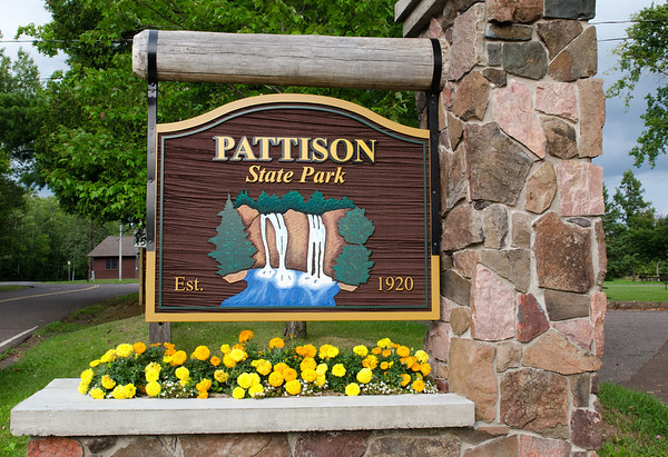 Pattison State Park Wi