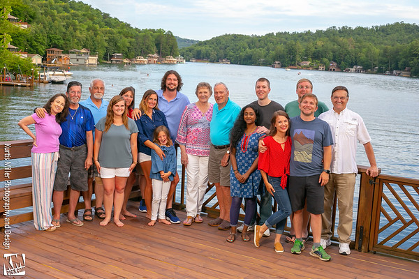 Mote Family Summer 2018