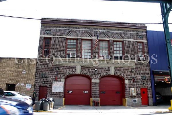 Engine 294 - Ladder 143 - Foam 294