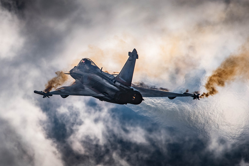 French Air Force RSD / Dassault Rafale C / 130 4-GI / RSD Livery