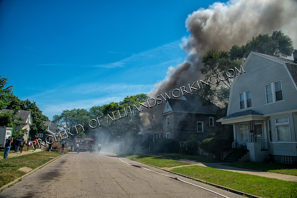 Detroit Canton and Sylvester vacant dwelling