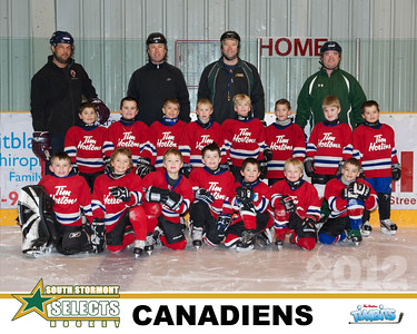 SSS Timbits Canadians