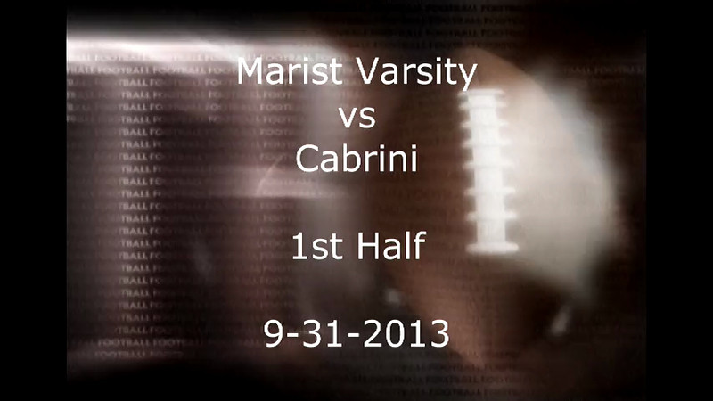 Cabrini-2013-1stHalf.mpg