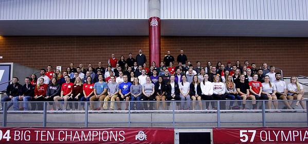 2014 Aquatic Staff Group and Profile Photos