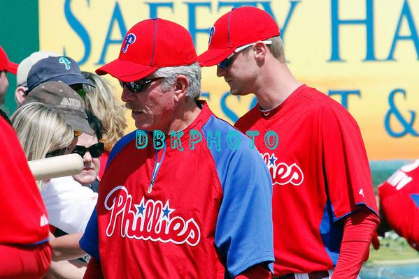DBKphoto / Phillies Spring Training 2011