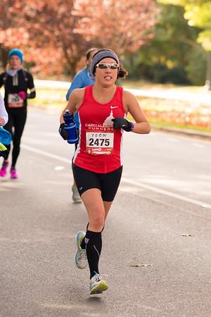 Richmond Marathon & Half Marathon 2017