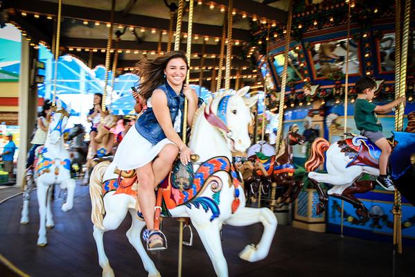 Bree Senior Pics-State Fair Fun