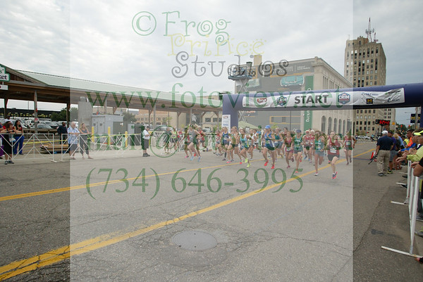 Crim Festival of Races 24 Aug 2018 USATF Masters Female Road Mile Championship