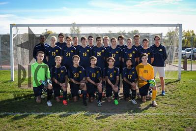 MHS Boys Soccer 2015-2016