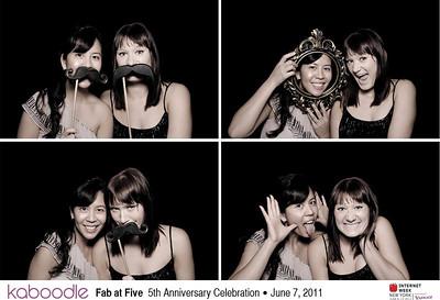 NYC 2011-06-07 Fab at Five!