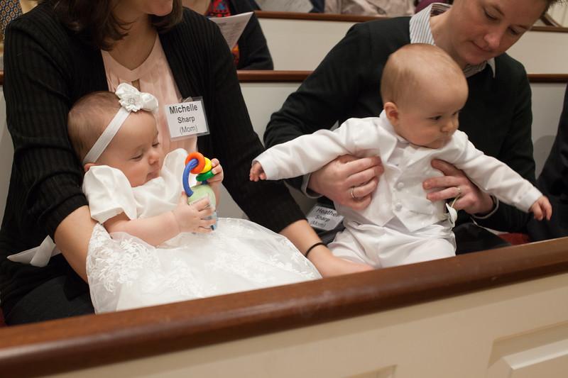 J&J Get Baptized