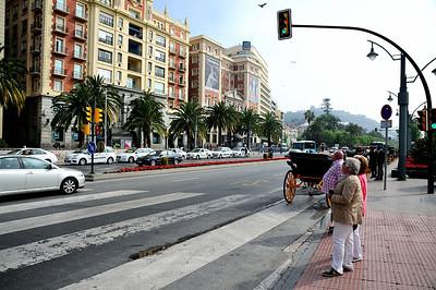 MALAGA, SPAIN APRIL 24TH, 2015